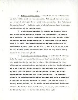 cational Program for Intensive Care Nursing Staff, 1967