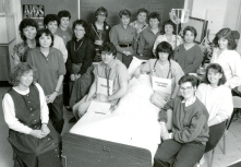 2014_044_07 Critical Care Preceptor Workshop, 1980s