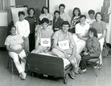 2014_044_09 Critical Care Preceptor Workshop, 1980s
