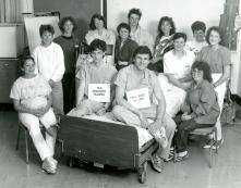 2014_044_09 Critical Care Preceptor Workshop, 1980s