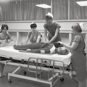 2016_107_014c CPR practice, 1967