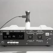 2016_107_050a Monaghan 700 X Ventilation Monitor, 1975