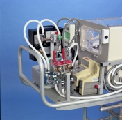 2016_128_003b Air Transport Incubator modified by Cancer Foundation's Medical Devices Section, 1994.