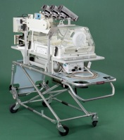 2016_128_004. Newly developed Ground Transport Incubator System, 1998.