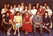 HSC 2011/2 Class of May 31, 1984. Unidentified.