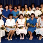 HSC0211/2 Class of May 29, 1986. Unidentified.
