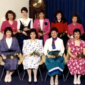 HSC2011/2 Class of April 28, 1989. Unidentified.