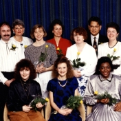 HSC2011/2 Class of April 20, 1990. Unidentified.