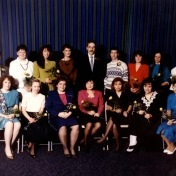HSC2011/2 Class of November 29, 1990. Unidentified.