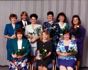HSC2011/2 Class of May 21, 1991. Unidentified.