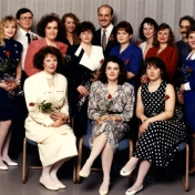 HSC2011/2 Class of April 16, 1992. Unidentified.