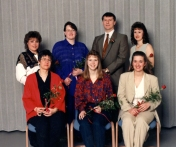 HSC2011/2 Class of April 21, 1995. Unidentified.