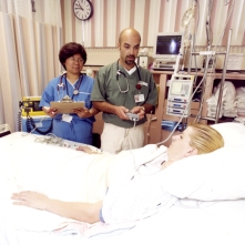 HSC2011_14_23a Promotional photograph for nurse recruitment across Canada