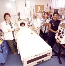 HSC2011_14_23b Promotional photograph for nurse recruitment across Canada