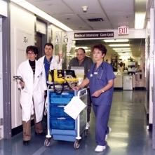 HSC2011_14_23c Promotional photograph for nurse recruitment across Canada