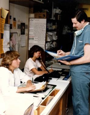 HSC2012/4 PICU, 1985