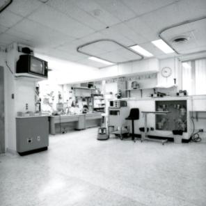Pediatric ICU, January 1986