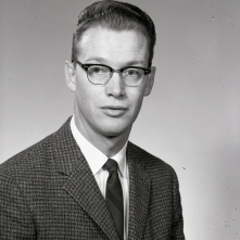 Dr. T.E. Cuddy, 1969