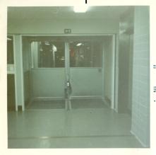Interior of ICU on H7, August 1968