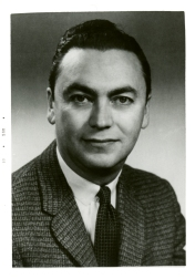 Portrait of Dr. Reuben Cherniack, August 1969