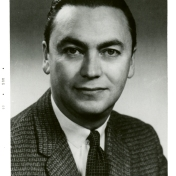Portrait of Dr. Reuben Cherniack, August 1969