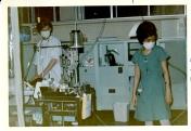 ICU nurses, June 1969
