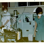 ICU nurses, June 1969