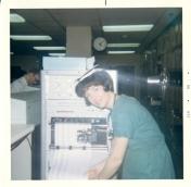 ICU nurse, June 1969