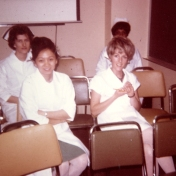 Four nurses. No date.