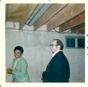 ICU staff, July 1969