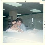 ICU staff, 1969