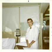 Dr. Bryan Kirk, December 1970