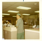 Dr. Joe Lee, 1970