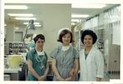 ICU nurses, 1969