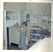 ICU supplies, 1969