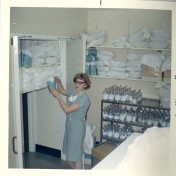 ICU supplies, 1969