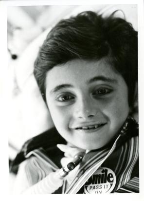 Kevin Keough, circa 1971
