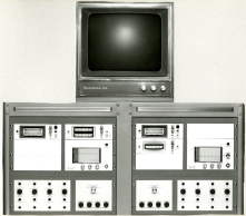 Spacelabs Monitoring System, circa 1970