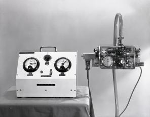 Bird respirator, 1966