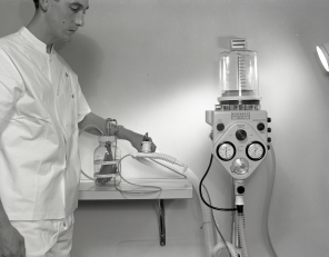 Sampling machines and procedures as used on H-7, October 1967