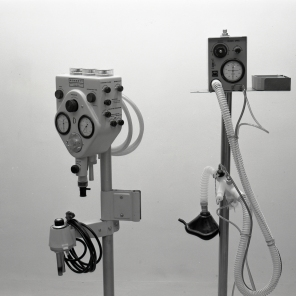 Respirator apparatus, 1968