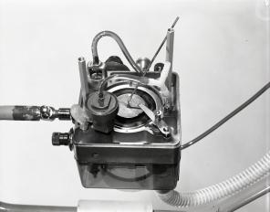 Bird respirator modification, 1971