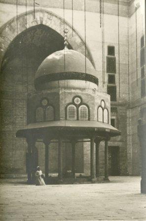 Sultan Hussain's [Hussein Kamel] Mosque, Cairo