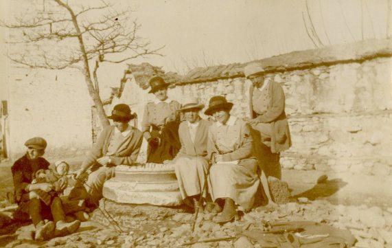 [Unidentified Nursing Sisters in Macedonia.]
