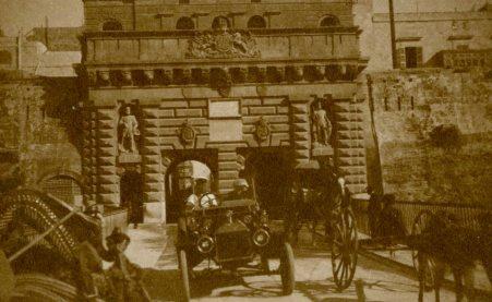 Porta Reale, Malta