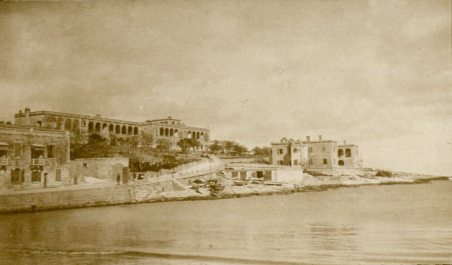 """St. George's Administration and Married Quarters, Malta"""" Malta"""