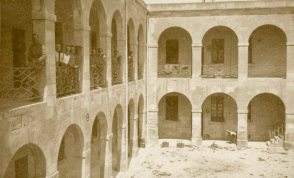 Married Quarters, Inner Courts, St. George's,Malta