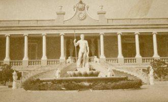 Statuary Dragonara. [Statuary Neptune, Inner Court, Dragonara], Malta