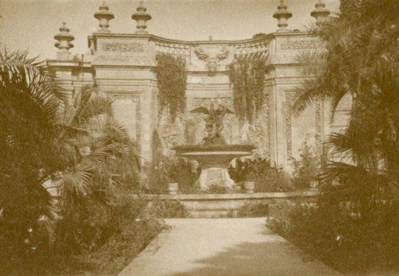 Fountain, San Antonio Garden [San Anton Gardens], Malta