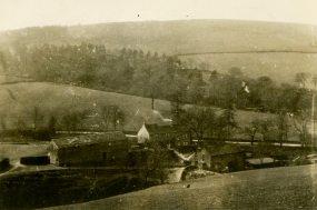 Goyt's village, England